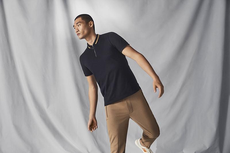 Коллекция H&M из инновационной ткани Coolmax