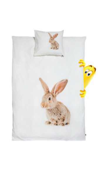 Комплект постельного белья Skip 1,5 сп, Casa Stockmann