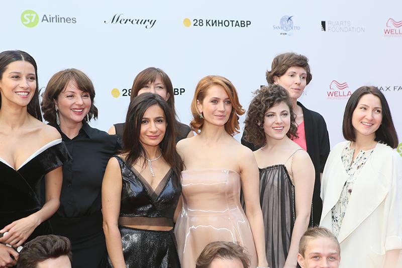 Церемония закрытия «Кинотавра-2017» состоялась в Зимнем театре в Сочи
