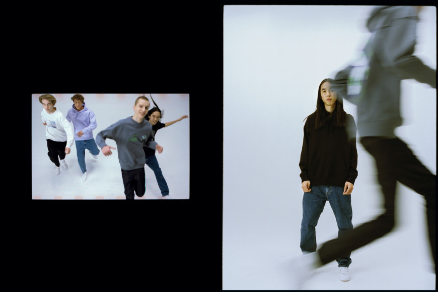 Новая коллекция H&M Blank Staples