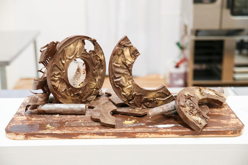 На Taste of Moscow состоялся и национальный отборочный тур кондитерского конкурса Coupe du Monde de la Pâtisserie, который обычно проводится параллельно с «Золотым Бокюзом». Темами конкурса стали карамель и шоколад