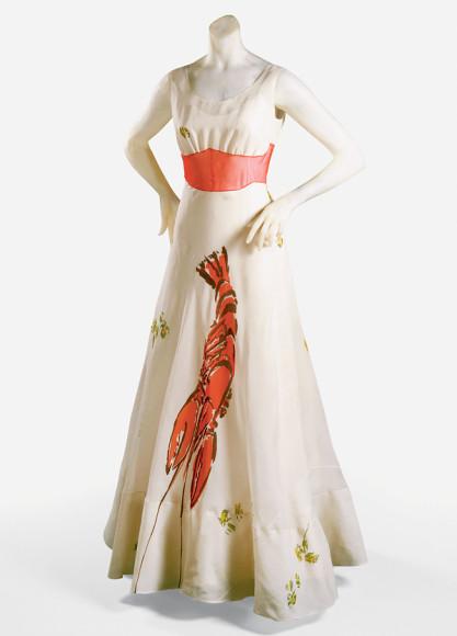 Платье, Elsa Schiaparelli, 1937 г.