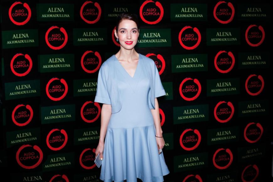 Алена Ахмадуллина, дизайнер