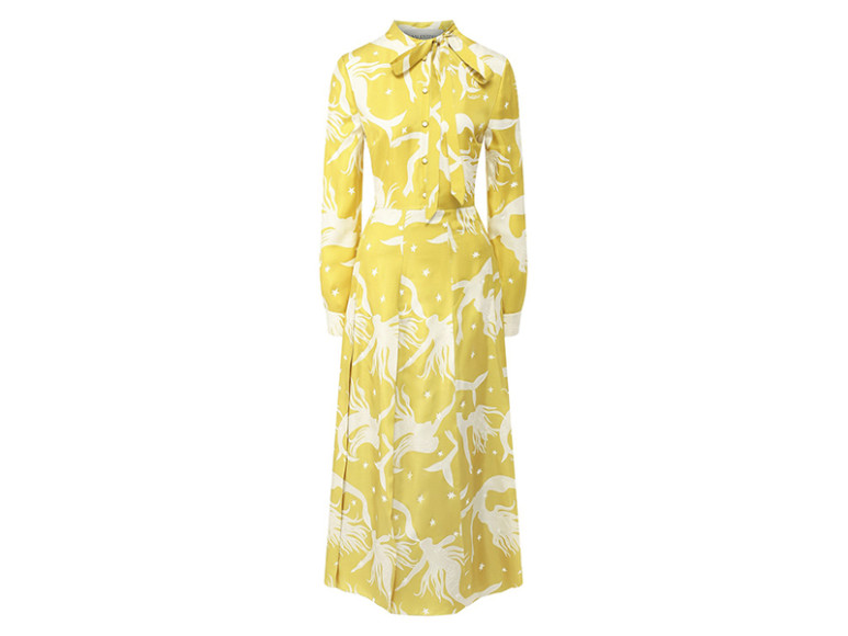 Платье Valentino, 309 000 руб. (tsum.ru)