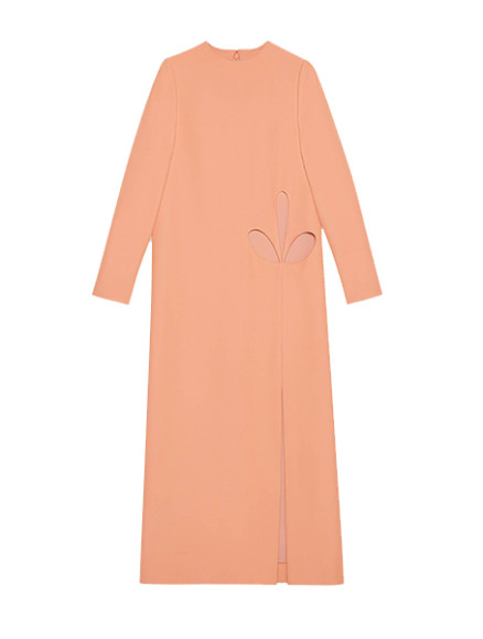 Платье Gucci, 210 000 руб. (gucci.com)
