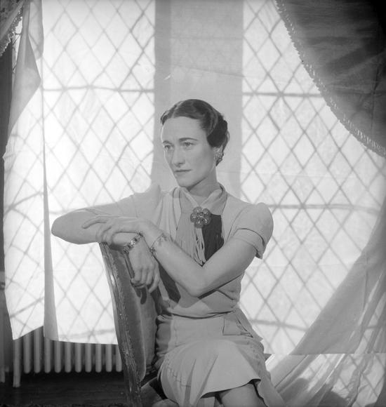 Уоллис Симпсон, 1937