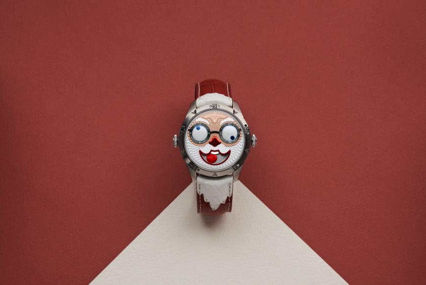 Часы Santa 2021 Special Edition, Konstantin Chaykin