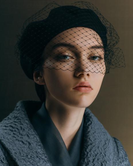Макияж на показе коллекции Haute Couture весна-лето 2021