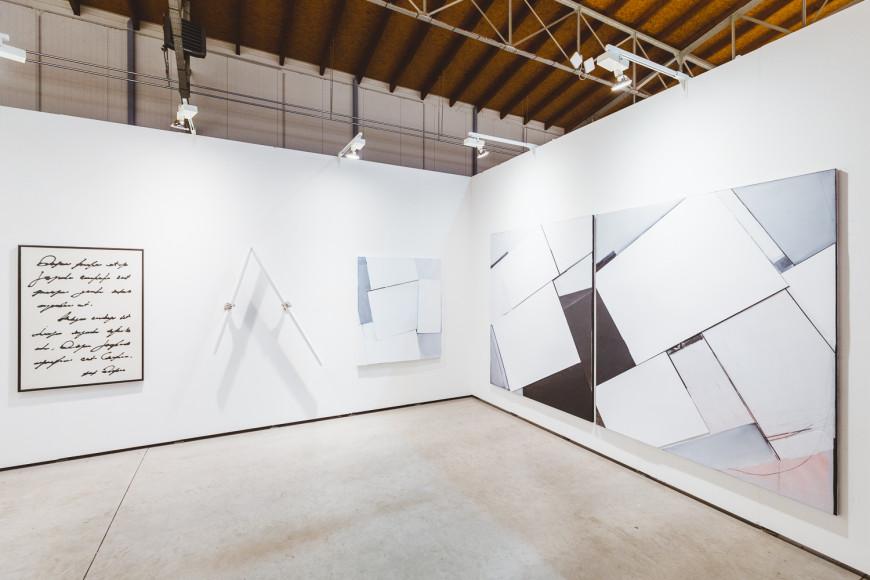Стенд Christine König Galerie (Вена)