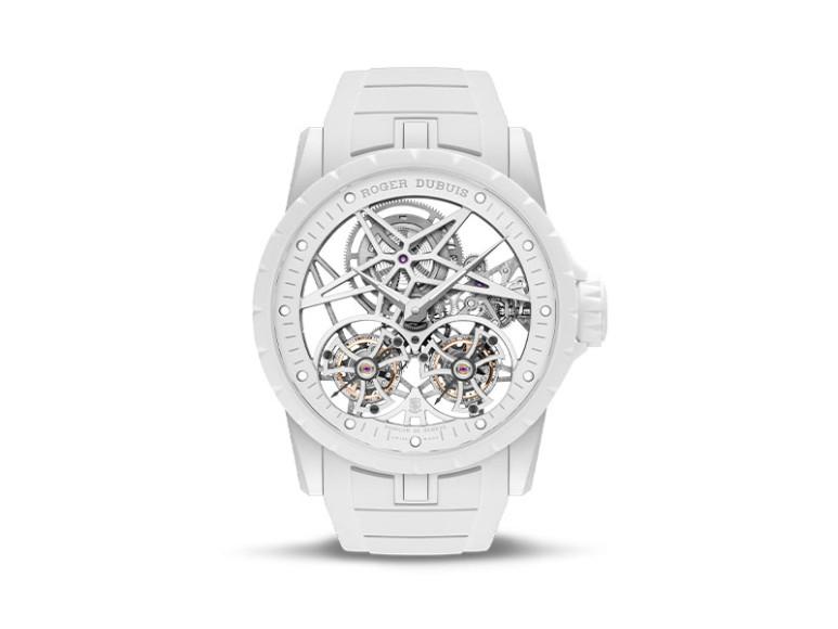 Часы Excalibur Twofold, Roger Dubuis