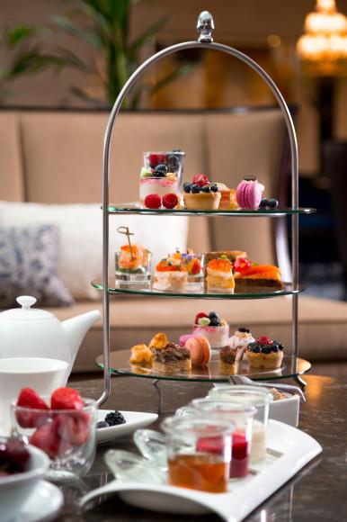 Десерты от шеф-кондитераThe Launge, LOTTE ST. PETERSBURG