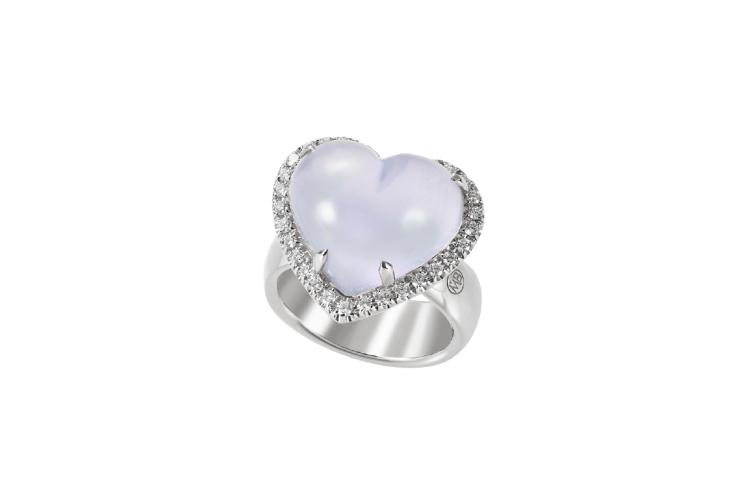 Кольцо Follow Your Heart, Margherita Burgener, 386 750 руб. (ЦУМ)