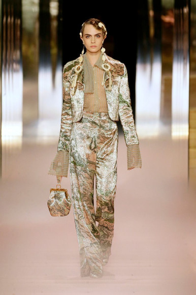 Fendi Couture, весна-лето 2021