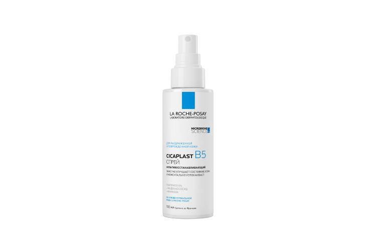 Мультивосттанавливающий спрей Cicaplast B5 для детей и взрослых, La Roche-Posay