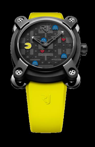 Часы PAC-MAN Level II, Romain Jerom