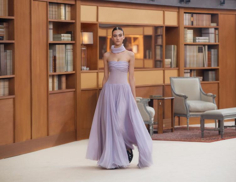 Коллекция Chanel Couture 2019/20