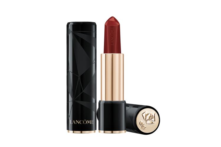 Ультрапигментированнаяпомада L'Absolu Rouge Ruby Cream, оттенок 481 Pigeon Blood Ruby,Lancôme