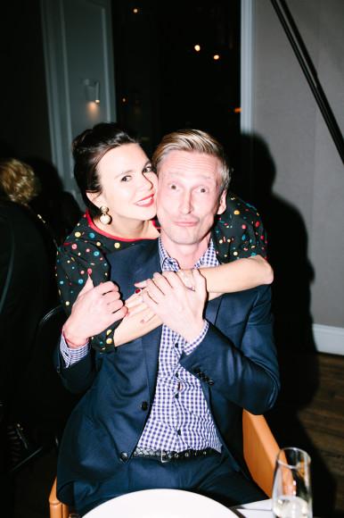 Наталья Туровникова и Вадим Галаганов