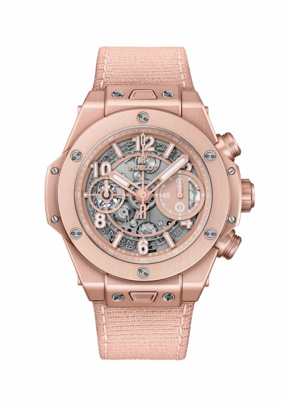 Часы Big Bang Millenial Pink, Hublot