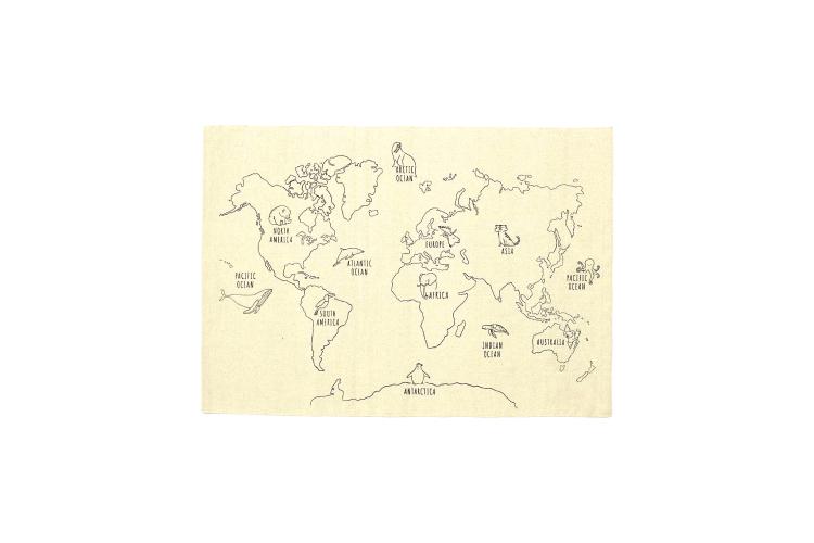Хлопковый ковер H&M, 2299 руб. (H&M)