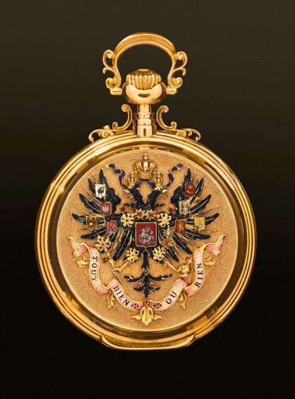 Ккарманные часыH.Moser & Cie