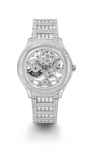 Часы Piaget Polo Skeleton High Jewellery, Piaget