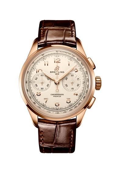 Часы Premier Heritage Chronograph, Breitling