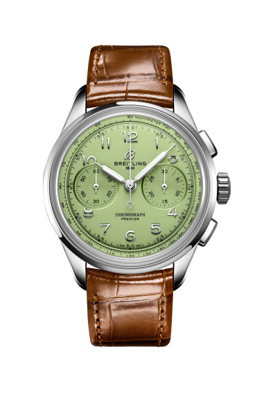 Premier b09 chronograph 40, Breitling