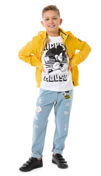 Детская футболка и джинсы, Original Marins