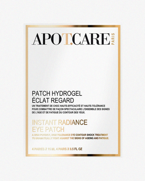 Instant Radiance Eye Patch, Apot.Care