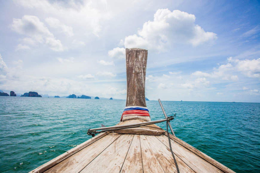 Морские прогулки (ANI Private Resorts Thailand)