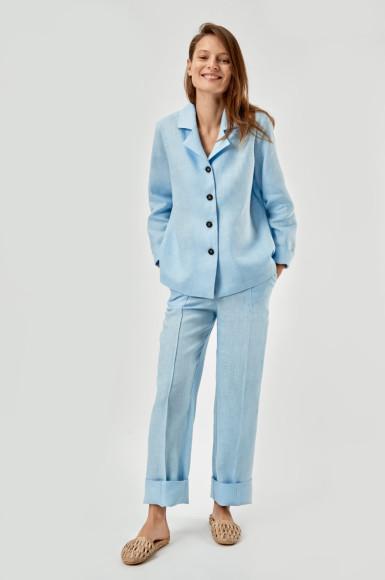 Льняная пижама Sleeper, $250