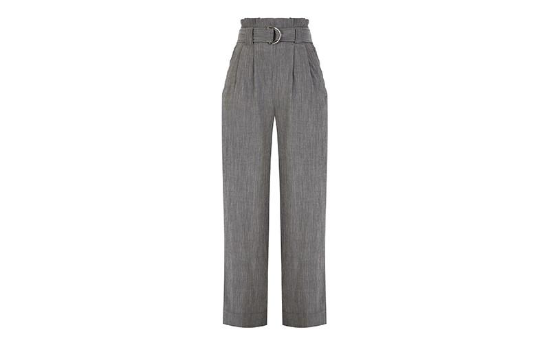 Женские брюки Ganni, 18 800 руб. (aizel.ru)