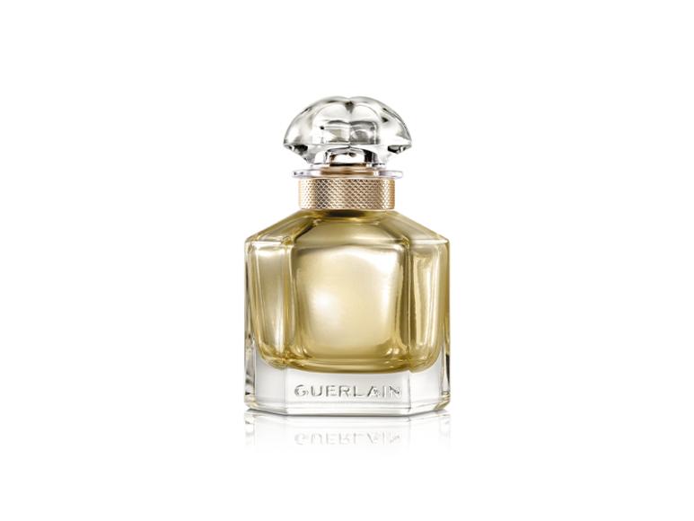 Восточно-цветочный аромат Mon Guerlain в лимитированном подарочном флаконе Gold Collector Edition, Guerlain