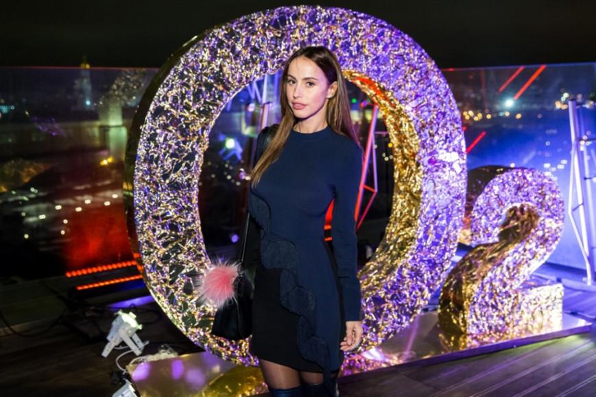 Милана Королева, телеведущая Fashion TV