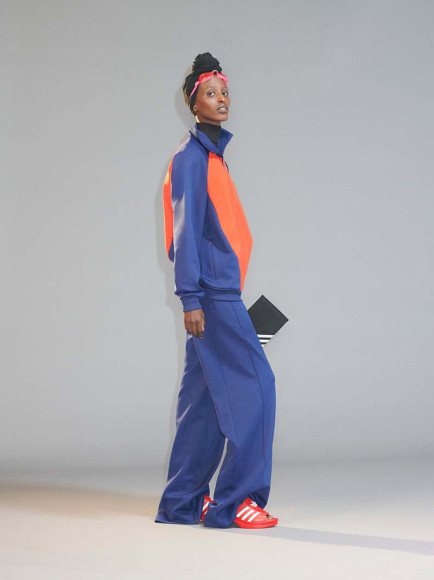 Коллаборация adidas X Lotta Volkova