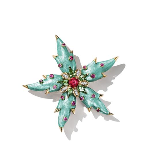 Брошь Starfish, Tiffany & Co. Schlumberger