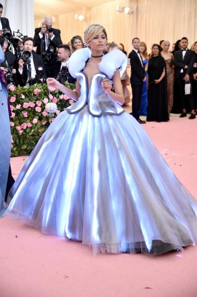 В платье Tommy Hilfiger на Met Gala, 2019