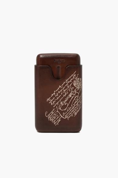 Футляр для сигар Berluti (ЦУМ), 73 150 руб.
