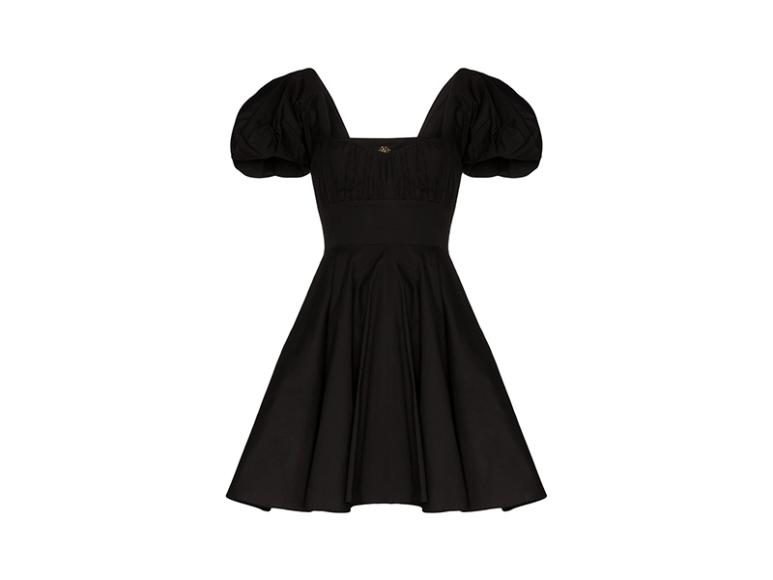 Платье Dolores, De La Vali, 29 677 руб. (farfetch.com)