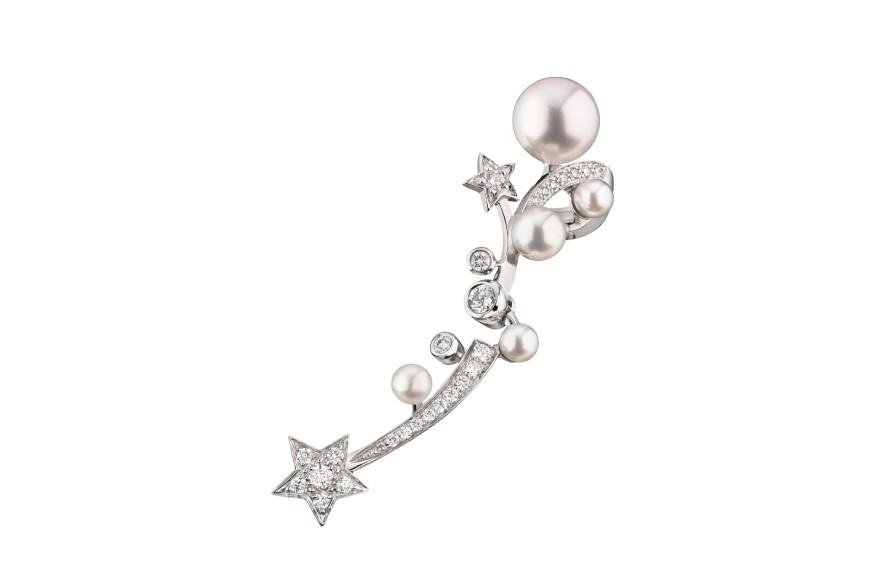 Моносерьга Comete, Chanel Fine Jewelry