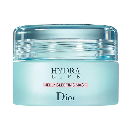Ночная увлажняющая гель-маска Hydra Life, Dior
