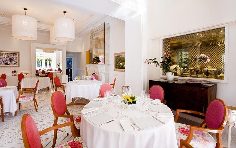 Ресторан «Ristorante Don Alfonso 1890», Сант-Агата-суи-Дуэ-Гольфи, Италия