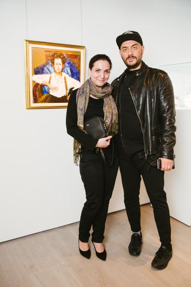 Татьяна Вышинская и Кирилл Серебренников