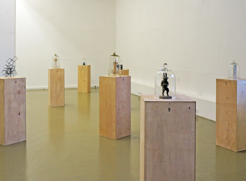 Фрагмент экспозиции галереи XL Projects