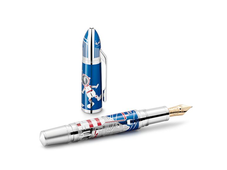 Перьевая ручка Great Characters Walt Disney Artisan Edition 90, Montblanc, 2 568 500 руб. (Столешников переулок, 14)