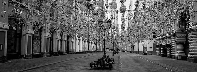 «Москва. Великая пустота»
