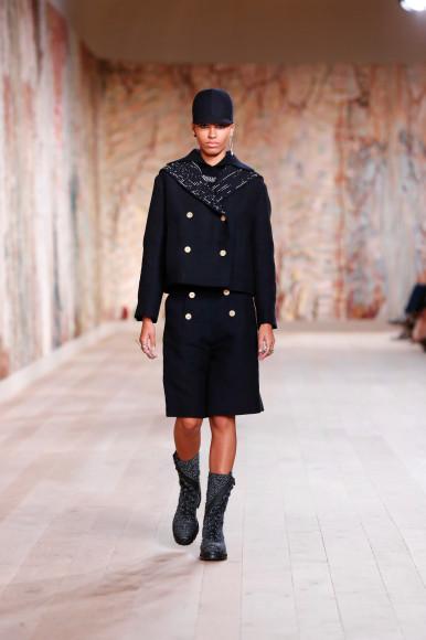 Dior Couture, осень-зима 2021/22