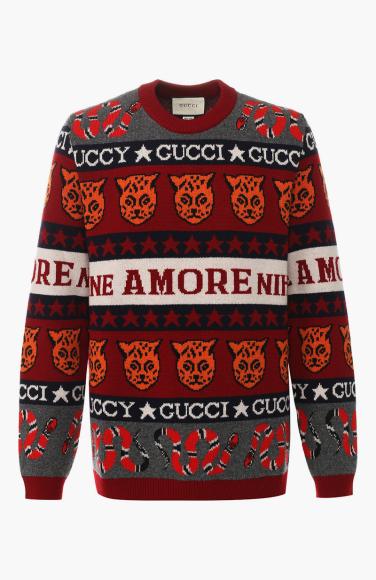 Пуловер Gucci (ЦУМ), 70 500 руб.