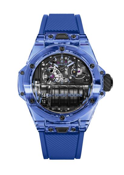 Часы Big Bang MP-11 Blue Sapphire, Hublot